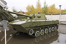 2S9 Nona with 120mm 2A51 gun in Perm.jpg