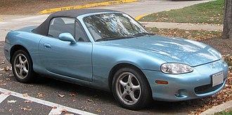 Mazda MX-5 - Mazda MX-5 (NB)