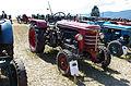 3ème Salon des tracteurs anciens - Moulin de Chiblins - 18082013 - Tracteur Hurlimann D 100 SSP - 1958 - droite.jpg