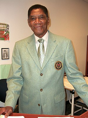 Otis Davis - Otis Davis in 2012