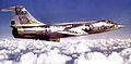 331st Fighter-Interceptor Squadron F-104A 56-821 1964.jpg