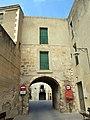 350 Portal del Pont (Peralada), façana sud.JPG