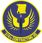 374 Contracting Sq emblem.png