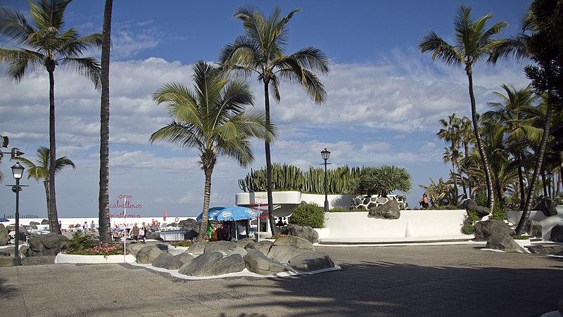File:38400 Puerto de la Cruz, Santa Cruz de Tenerife, Spain - panoramio (195).jpg