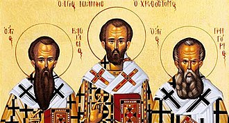 January 30 (Eastern Orthodox liturgics) - Image: 3 Holy Hierarchs