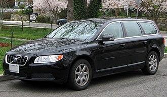 Volvo V70 - 2008 Volvo V70 (US)