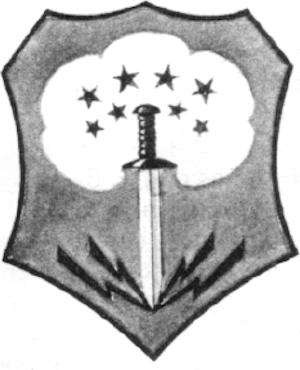422d Bombardment Squadron - Emblem of the 422d Bombardment Squadron