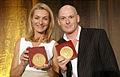 43. Fernsehpreis der österreichischen Erwachsenenbildung 09 Barbara Essl und Thomas Rottenberg.jpg