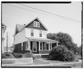 4709 Hampnett Avenue (House), Baltimore, Independent City, MD HABS MD,4-BALT,194-1.tif