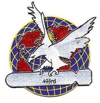 493d Bombardment Group - 493d Bombardment Group Insignia