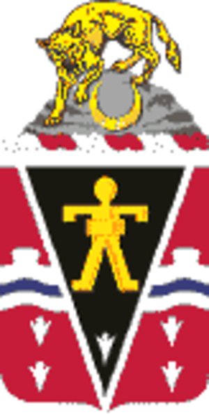 509th Infantry Regiment (United States) - 509th Infantry Regiment coat of arms