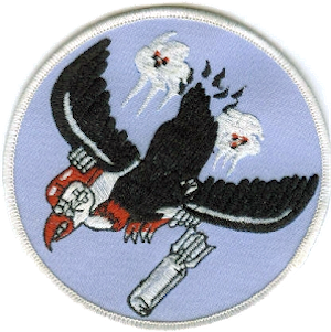 511th Tactical Fighter Squadron - Emblem of the 511th Tactical Fighter Squadron