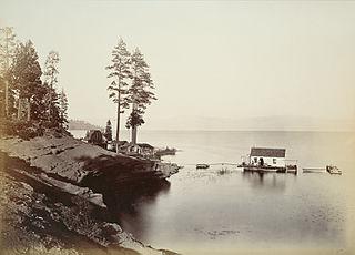 Lake Tahoe from Tahoe City