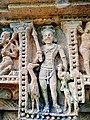 700 CE Kalinga style Murugan, Someshwara Temple, Mukhalingam, Andhra Pradesh - 114.jpg