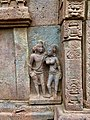 704 CE Svarga Brahma Temple, Alampur Navabrahma, Telangana India - 32.jpg