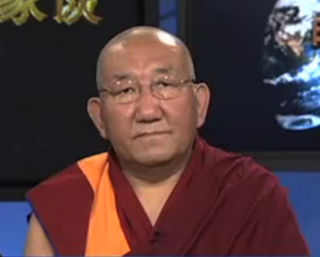 8th Arjia Rinpoche Tibetan Buddhist teacher and lama