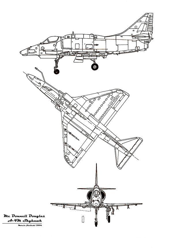 Lockheed Martin A 4ar Fightinghawk