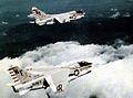 A-7A Corsair IIs of VA-56 in flight c1975.jpg