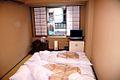 A004 Japan Tokyo Asakusa Aréa Little box as Ryokans room (4764435682).jpg