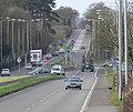 A5 Watling Street at Redgate - geograph.org.uk - 672062.jpg