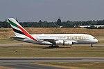 A6-EUQ A380 Emirates BHX 07-07-2018 (43347413965).jpg