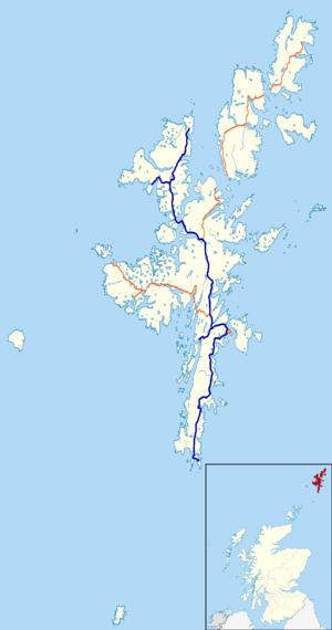 A970 road