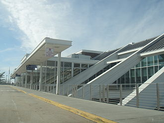 Lehigh Valley International Airport - Main terminal