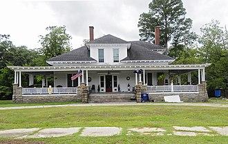 A. C. Jones House - A. C. Jones House, August 2012