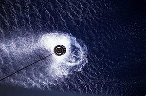 AN/AQS-13 Dipping sonar ναυτικού ελικοπτέρου H-3 Sea King.