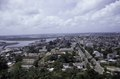 ASC Leiden - F. van der Kraaij Collection - 05 - 020 - A panoramic view of Monrovia, Broadstreet - Monrovia, Mamba Point, Montserrado, Liberia, 1975.tif
