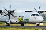 ATR 42 of Air Antilles Express at Martinique Aimé Césaire International Airport.jpg
