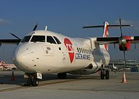 ATR ATR-72-202, CSA - Czech Airlines AN1765052.jpg