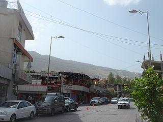 Place in Kurdistan, Iraq