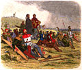 A Chronicle of England - Page 300 - The English Wait for the French at Crecy.jpg