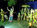 A Kuchipudi dance ballet at Bheemunipatnam.jpg