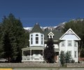 A stately Victorian house in Ouray, Colorado, an old mining community high in the San Juan Mountains of southwestern Colorado LCCN2015632335.tif