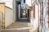 A tiny street in the old Arab quarter, North Nicosia, Cyprus 02.jpg