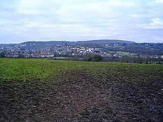 Dinas Powys village in Wales