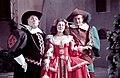 A zöld nadrágos lovag (Nemzeti Színház, 1943) Fortepan 42701.jpg