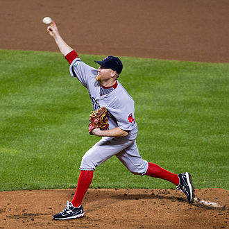 Aaron Cook (baseball) - Aaron Cook on September 28, 2012