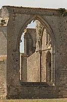Abbaye Notre-Dame de Ré Île de Ré detail Charente-Maritime.jpg