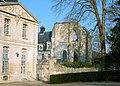 Abbaye de Saint-Wandrille pavillon de la Grâce 1a.jpg
