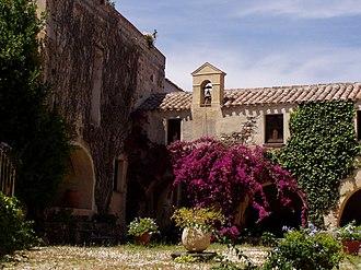 Orosei - Image: Abbey in Orosei, Sardinia, Italy