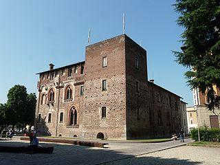 Castle in Abbiategrasso