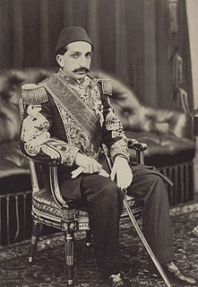 34th sultan of the Ottoman Empire