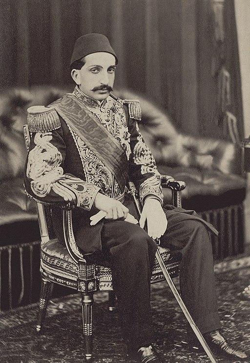 Abdülhamid II of Turkey