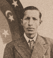 Abdullah Afif, leader of the secessionist United Suvadive Republic (1959-1963)
