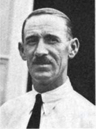 Abe Mitchell - Mitchell, c. 1919