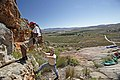 Abseiling - Matroosberg - Western Cape, South Africa (3880647519).jpg