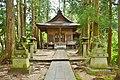 Achi-jinja, maemiya haiden.jpg